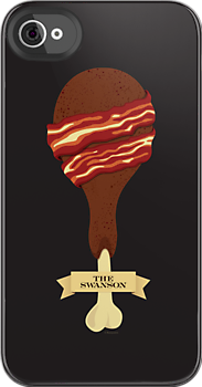 The Swanson by BasqueInk