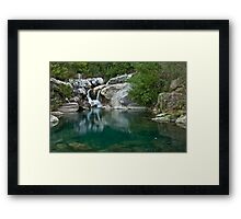 Mystic Places Framed Print
