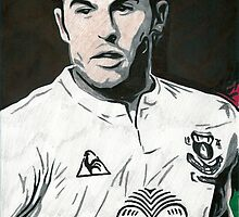 Landon Donovan Comic Book Image by chrisjh2210