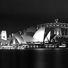Sydney Opera House by Dean Perkins