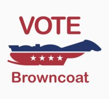 Vote Browncoat Kids Clothes