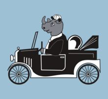 Model T Rhino with cap Kids Clothes