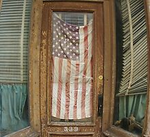 Brooklyn Stars and Stripes by Mark  Johnstone