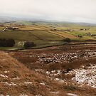 Panoramic View of Derbyshire by Elaine123
