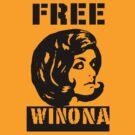 Free Winona (CLEAR) by Snufkin