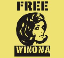Free Winona (CLEAR) Kids Clothes