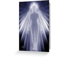 Healing Energy Greeting Card