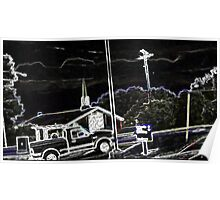 A Charley Brown Storm Chase 5 Poster