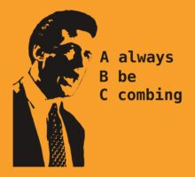 Always Be Combing by jaymoysey