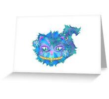 Kitty Khat  Greeting Card