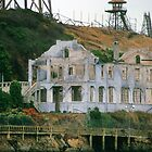 Ruins at Alcatraz by ©  Paul W. Faust