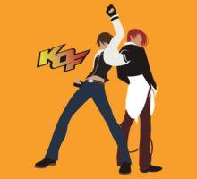 iKOF - Kyo & Iori by RiskGambits