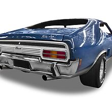 Ford - XB Fairmont Coupe by axemangraphics