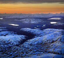 Southern Alps by Linda Cutche