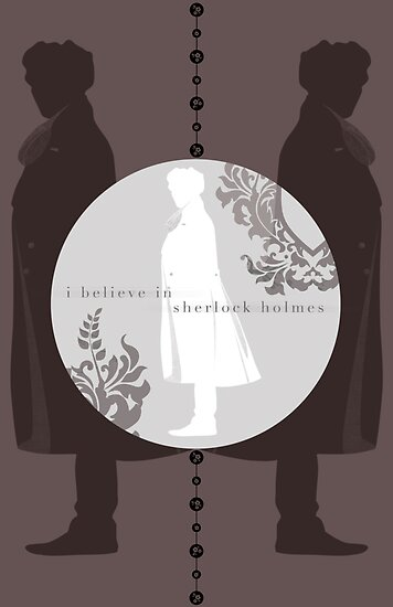 I Believe in Sherlock Holmes by Bliss Ng