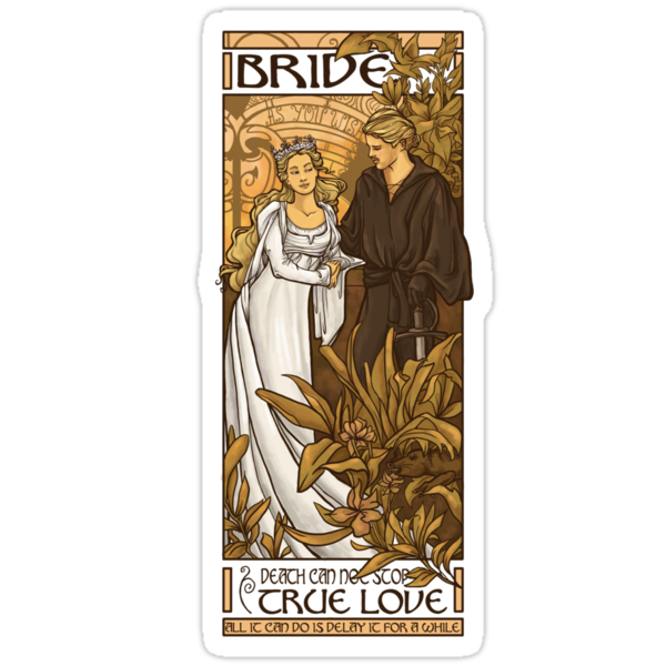 Bride by Karen  Hallion