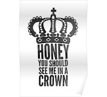 In A Crown Poster