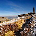 Wainman's Pinnacle, above Cowling by Simon Bowen
