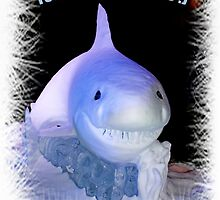 Sharky's smile by patjila