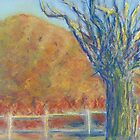 Temecula Hill (pastel) by Niki Hilsabeck