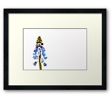 You Must Leave Now Framed Print