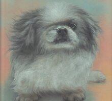 Fuzzy Wuzzy by Pam Humbargar