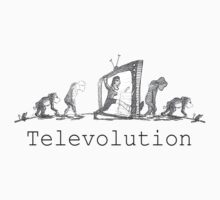 Televolution by Matthew Scotland