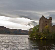 Urquhart Castle - Loch Ness by Paul McKee