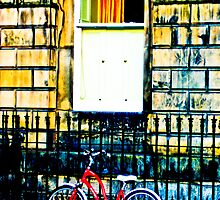 New Town bicycle by justbmac