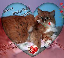 Valentine, Please Be Mine by WeeZie