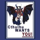 Cthulhu Wants You! by Iroek