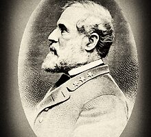 Robert E. Lee - General - CSA by ©  Paul W. Faust