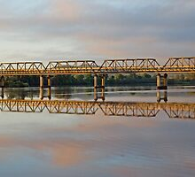 Twin Bridges by TeaCee
