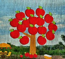 Under The Old Apple Tree by Linda Miller Gesualdo