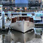 Berthed But Ready by Larry Lingard-Davis