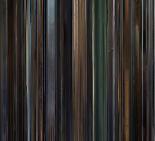 Moviebarcode: Adaptation. (2002) by moviebarcode