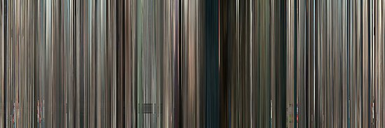 Moviebarcode: District 9 (2009) by moviebarcode