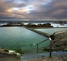 """To Swim By The Sea..."" ∞ Bermagui, NSW - Australia by Jason Asher"