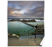"""To Swim By The Sea..."" ∞ Bermagui, NSW - Australia Poster"