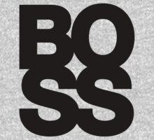 BOSS by Kaleb Redden