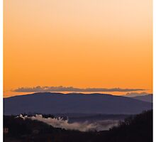 Tuscany sunset. by richi90