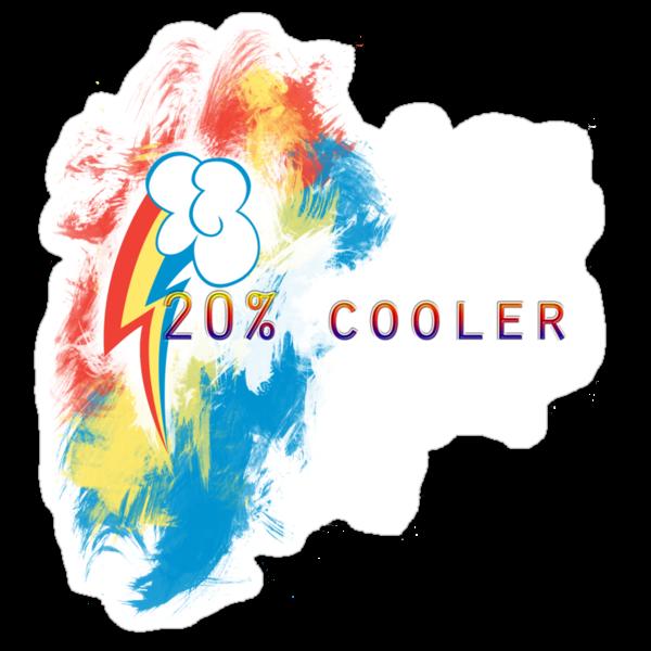 20% cooler by CAPT-N