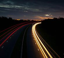 Lutterworth Long Exposure by Jez  Bradshaw