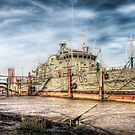 Warship by timmburgess