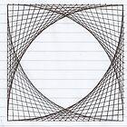 Parabolic Overlap by Heather  Aldwinckle