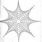 Parabolic Star by Heather  Aldwinckle
