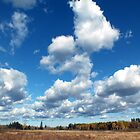 Skies Over Northern Minnesota by GraffitiSky