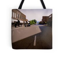 Staggering Street Shadow Tote Bag