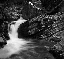 Winter Creek by Walter Quirtmair