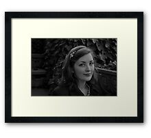 Windows to the Soul Framed Print
